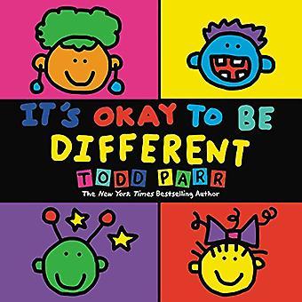 Det är okej att vara annorlunda