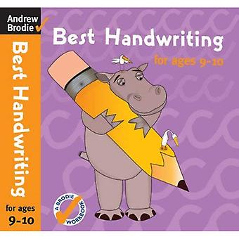 Best Handwriting for Ages 9-10