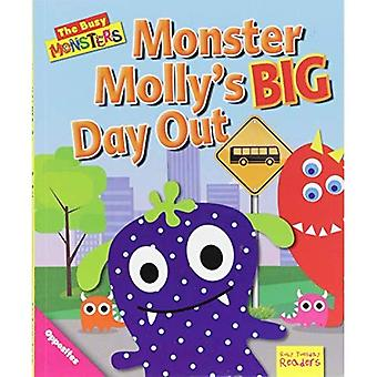 Monster Molly's BIG Day out (Ruby Tuesday Readers: Busy Monsters)