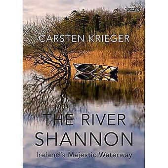 Floden Shannon: Irlands Majestic vattenvägar