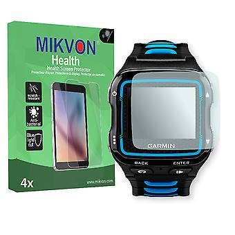Garmin Forerunner 920XT Screen Protector - Mikvon Health (Retail Package with accessories) (reduced foil)