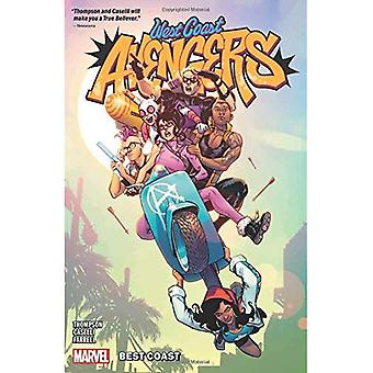 West Coast Avengers Vol. 1
