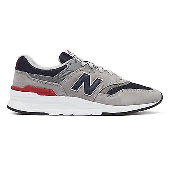New Balance 997 Mens Grey / Navy Trainers