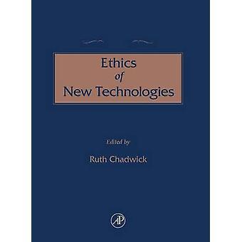 L'enciclopedia concisa dell'etica delle nuove tecnologie da Chadwick & Ruth