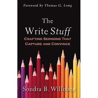 Die Write Stuff von WILLOBEE & SONDRA B