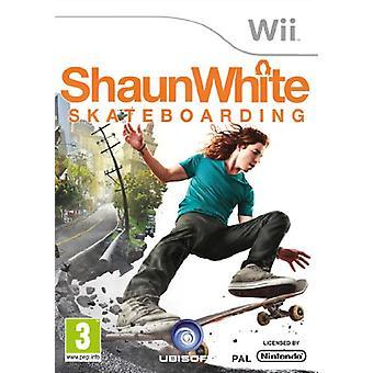 Shaun White Skateboarding (Wii) - Factory Sealed