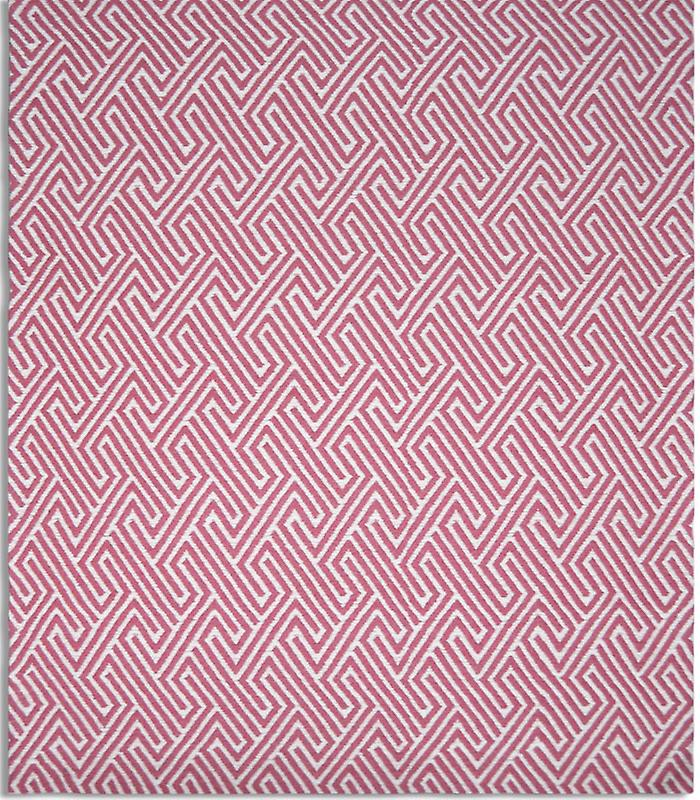 Rugs - Maisey In White & Pink