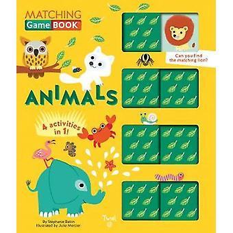 Animals by Julie Mercier - 9782745995483 Book