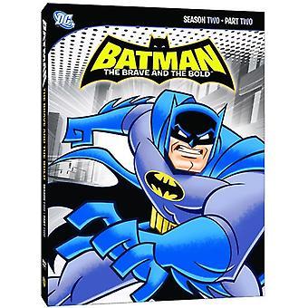 Batman: The Brave & il grassetto: importazione USA stagione 2 PT. 2 [DVD]