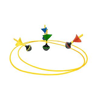 Yellowstone Lawn Dart Set Garden Outdoor Game