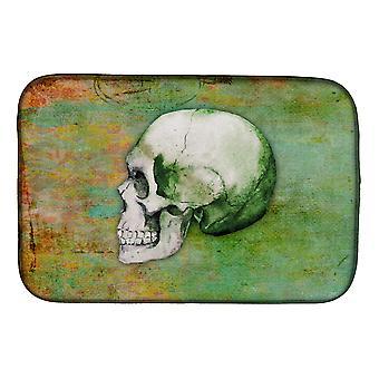 Carolines trésors BB5122DDM jour du plat crâne mort vert Mat de séchage