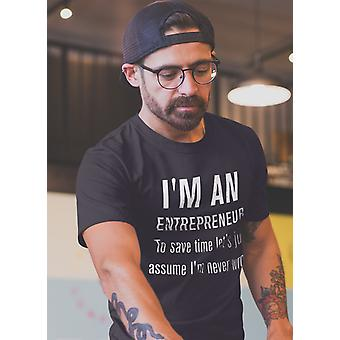 I am entrepreneur  t-shirt