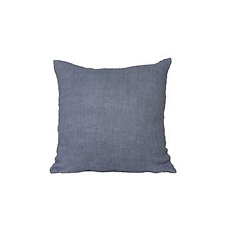 Light & Living Weave Grey-Blue Décor Pillow 50X50 Cm