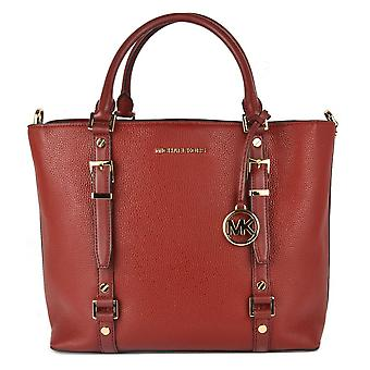 MICHAEL by Michael Kors Bedford Legacy Brandy Large Leather Tote Bag