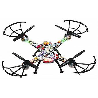 Drone Denver Electronics DCH-460 0,3 MP 2.4 GHz 650 mAh Multicouleur