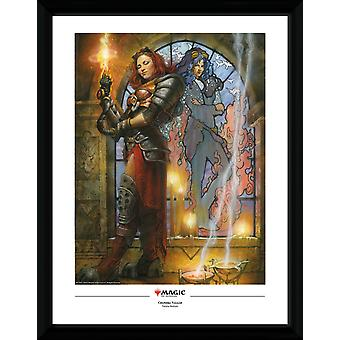 Magic the Gathering Torch of Defiance Collector Print 30.5x41cm