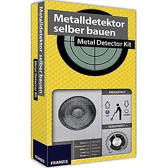 Assembly kit Franzis Verlag Metalldetektor zum Selberbauen 978-3-645-65241-4 14 years and over