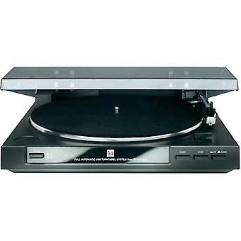 USB turntable Dual DT 210 USB Belt drive Black