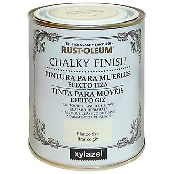Xylazel Chalky Finish Furniture Rustoleum Mustard 750