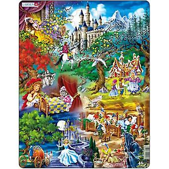 Larsen Grimms Fairytales (Kids , Toys , Table games , Puzzles)