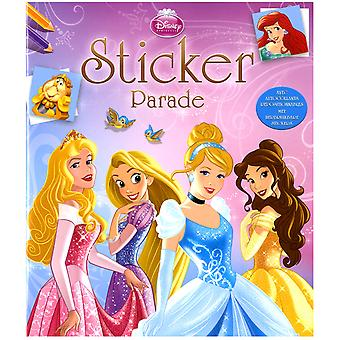 Disney Prinzessin Sticker Parade
