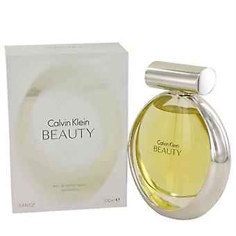 Beauty by Calvin Klein for Women 3.4 oz Eau De Parfum Spray