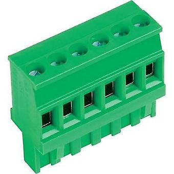 Socket enclosure - cable AK(Z)1100 Total number of pins 8 PTR 51100080001D Contact spacing: 5.08 mm 1 pc(s)