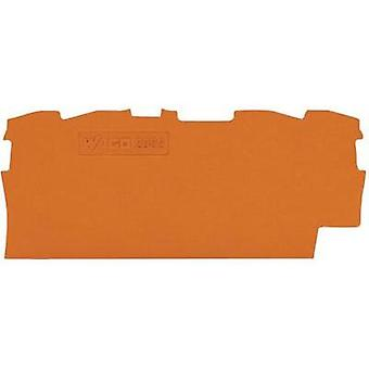 WAGO 2002-1492 Cover Plate For Series 2001 And 2002 Compatible with: 4-wire terminal