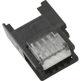 Low power connector flexible: 0.3-0.56 mm² rigid: 0.3-0.56 mm² Number of pins: 4 3M Miniclamp 1 pc(s) Grey