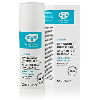 Green People Daily Moisture Solution 50 Ml
