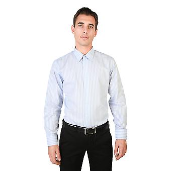 Trussardi men's shirt Blue