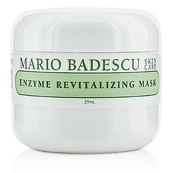 Mario Badescu Enzyme Revitalizing Mask - For Combination/ Dry/ Sensitive Skin Types - 59ml/2oz