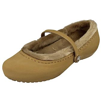 Girls Crocs Faux Fur Casual Shoes Nanook Girls