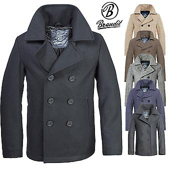 Brandit Pea Coat Men's Jacket