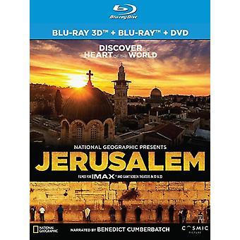 Jerusalem [Blu-ray] USA importerer