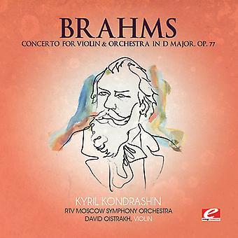 J. Brahms - Brahms: Concerto per violino e Orchestra in re maggiore, importazione USA op. 77 [CD]