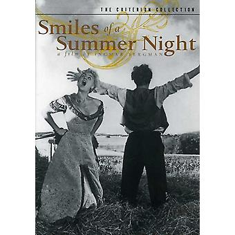 Smiles of a Summer Night [DVD] USA import