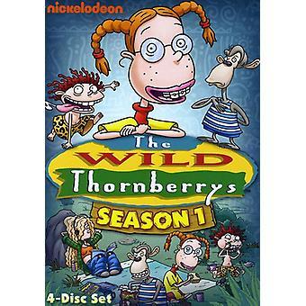 Wild Thornberrys - Wild Thornberrys: Season 1 [DVD] USA import