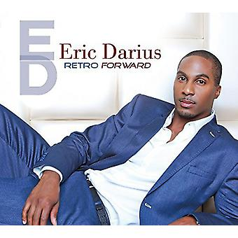 Eric Darius - Retro Forward [CD] USA import