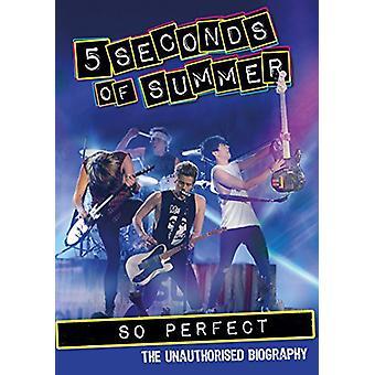 5 sekunder af sommer: så perfekt [DVD] USA import