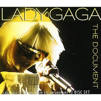 Lady Gaga - dokument [CD] USA import