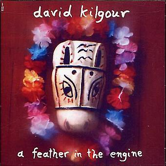 David Kilgour - Feather in the Engine [CD] USA import