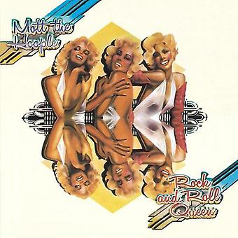 Mott Hoople - import USA & rockowej Queen [CD]
