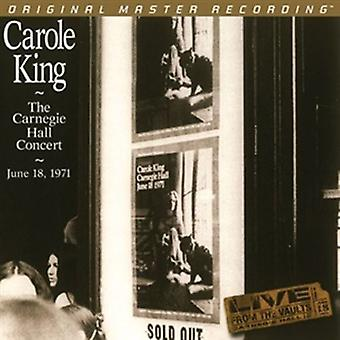 Carole King - Carnegie Hall koncert [Vinyl] USA import