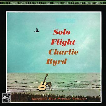 Charlie Byrd - Solo Flight [CD] USA import