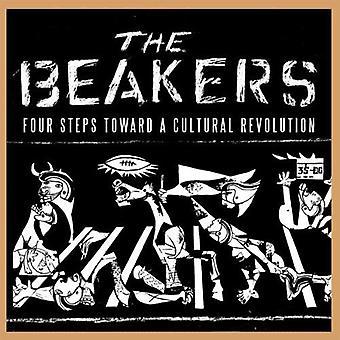 Bægerglas - fire skridt mod et kulturelle Revolution [CD] USA importerer