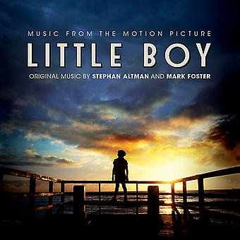 Altman, Stephan and Mark Foster - Little Boy (Original Soundtrack Album) [CD] USA import