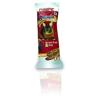 Cunipic Rabbit Adult snacks with Berries and Hay