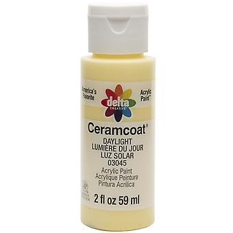 Ceramcoat Acrylic Paint 2oz-Daylight 2000-3045
