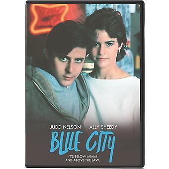 Blue City [DVD] USA import